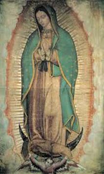 Virgen de Guadalupe Protegeme poster