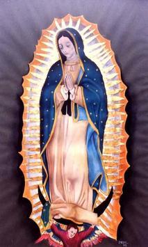 Virgen de Guadalupe Wallpaper apk screenshot