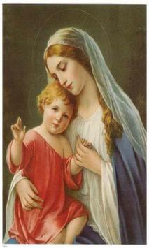 Amor a la Virgen Maria poster