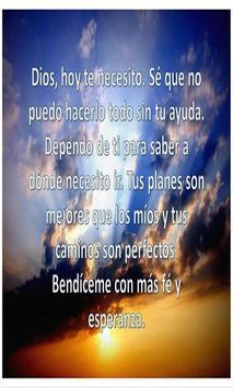 Bellas Frases Cristianas de Fe screenshot 3