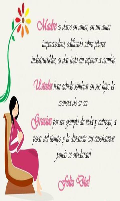 Frases Bellas Para Mamá для андроид скачать Apk