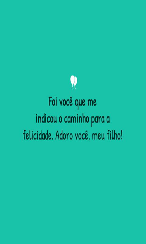 Frases Para Filho For Android Apk Download