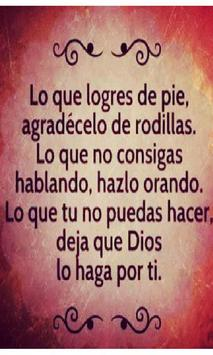 Imagenes Cristianas Y Frases poster