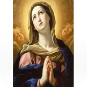 La Virgen Maria Eterna icon