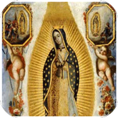 La Virgen de Guadalupe icon