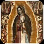 La Virgen de Guadalupe Santa icon