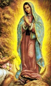 La Virgen de Guadalupe Linda poster