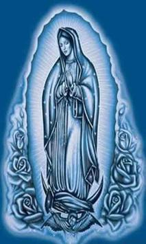 Mensajes Virgen de Guadalupe poster