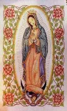 Milagrosa Virgen de Guadalupe poster