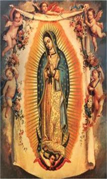 Milagros Virgen de Guadalupe poster