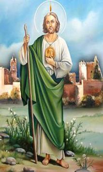 San Judas Tadeo Santo poster