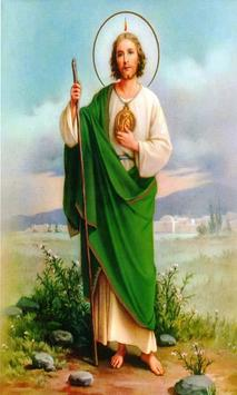 San Judas Tadeo Suerte poster