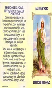 San Judas Tadeo para la Vida apk screenshot
