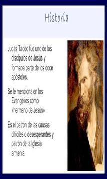 San Judas Tadeo para los Enfermos apk screenshot