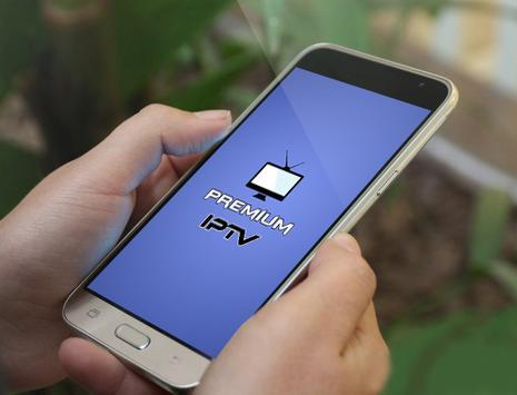 Premium IPTV Pro poster