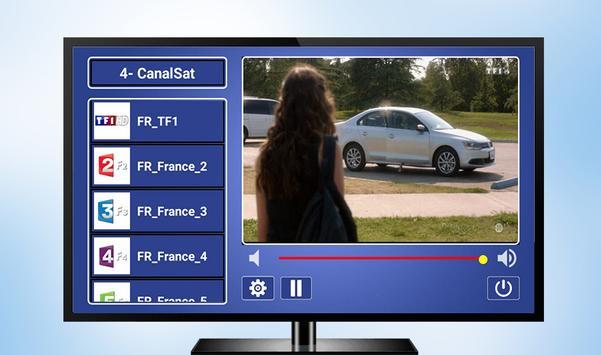 Premium IPTV Pro apk screenshot