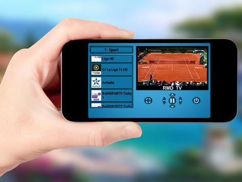 Rmd TV apk screenshot