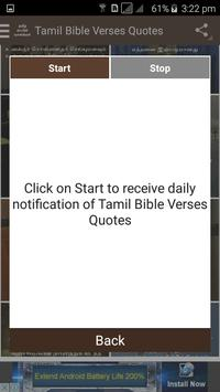 Tamil Bible Verses Quotes apk screenshot