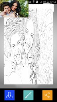 💖 Photo Pencil Sketch  New poster