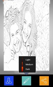 💖 Photo Pencil Sketch  New apk screenshot