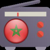 Radio Marokko Zeichen
