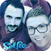nice Selfie with Celebrities icon
