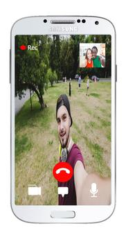 Guide imo video calls recorder apk screenshot