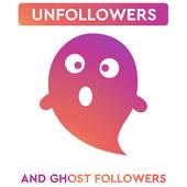 Unfollowers & Ghost Followers (Follower Insight) icon