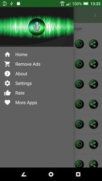 Voice Changer スクリーンショット 3