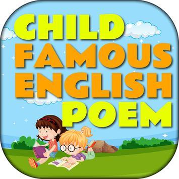 Poems for kids - ছোটদের ইংরেজি কবিতা poster
