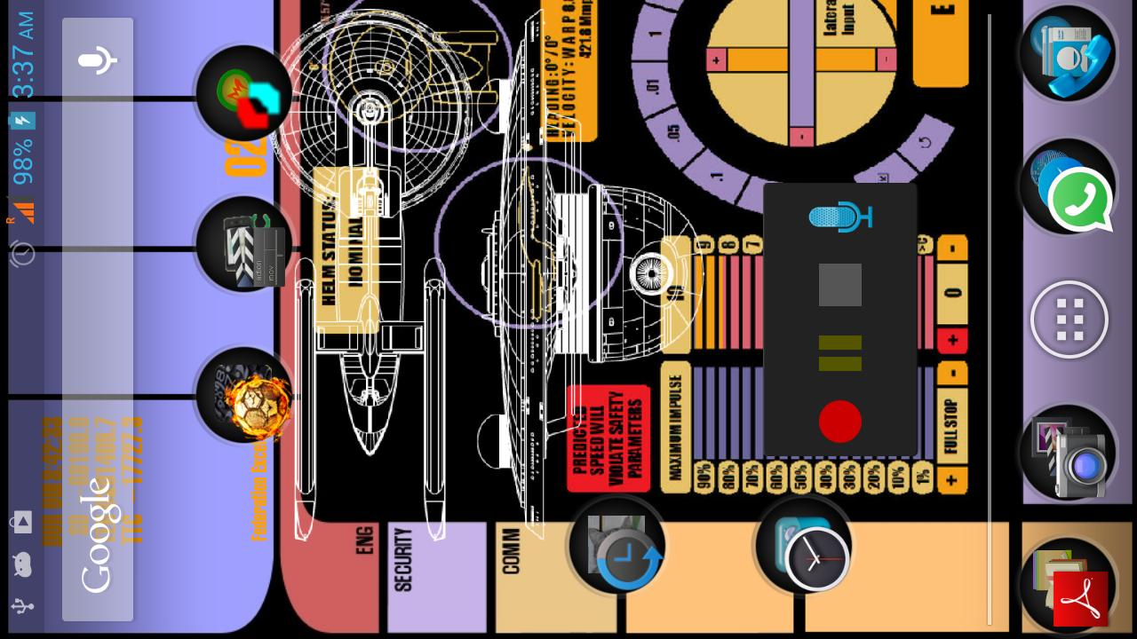 Star Trek Lcars Tricorder for Android - APK Download