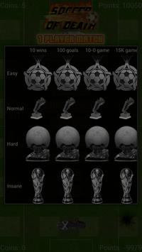 Soccer of Death apk screenshot