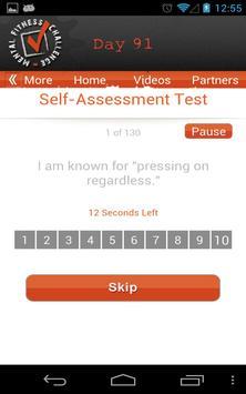 The Mental Fitness Challenge apk screenshot