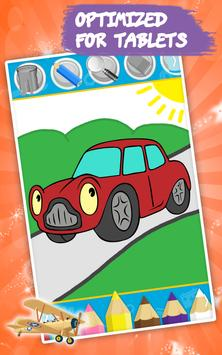 Cars coloring games for kids APK Download - Free Casual GAME for ...