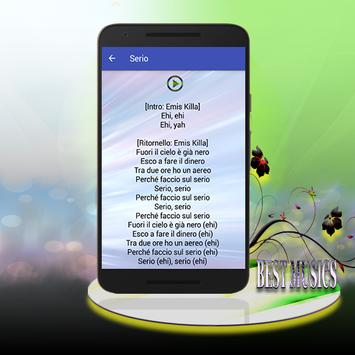 Emis Killa screenshot 2