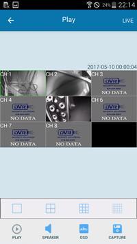 DVR  Security Solutions apk screenshot