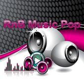RnB Music Pop icon