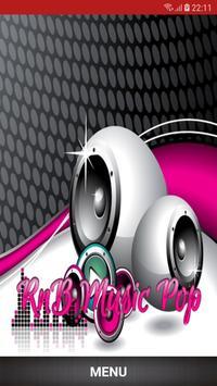RnB Music Pop poster