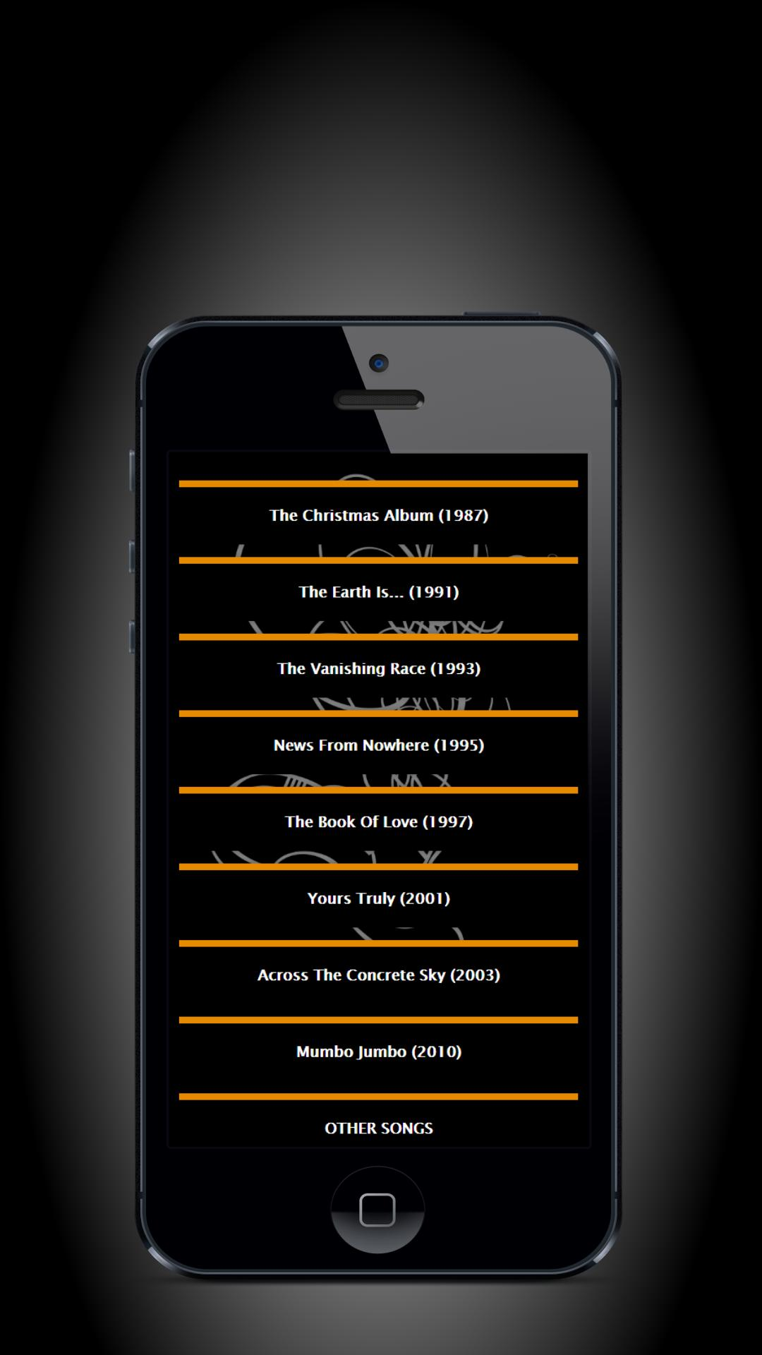 Air Supply TOP Lyrics for Android - APK Download