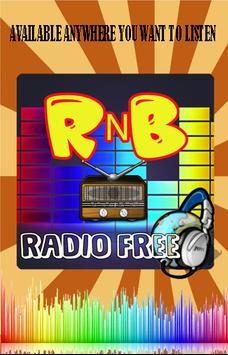 RnB Radio Free poster