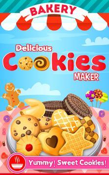 Cookie Maker game - DIY make bake Cookies with me screenshot 5