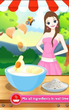 Cookie Maker game - DIY make bake Cookies with me screenshot 6