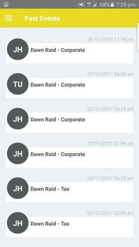 Dawn Raid apk screenshot