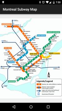Subway Map Montreal.Montreal Subway Map For Android Apk Download
