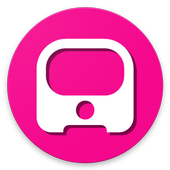 NYC Subway: Offline Map + Train Times for New York आइकन