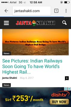 NEWS Online, Latest News App, NEWS APP, Hindi News apk screenshot