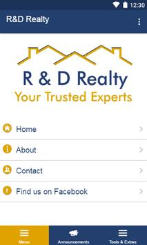 R & D Realty 2 poster