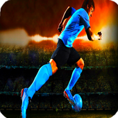 Messi Super Running icon