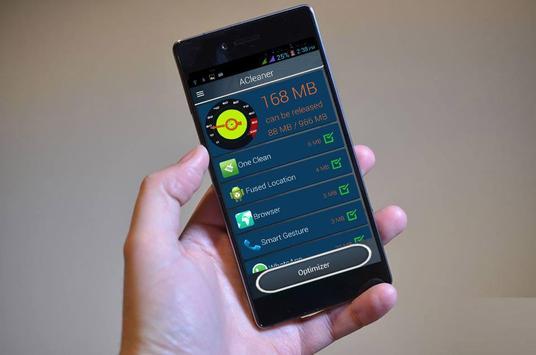 ACleaner apk screenshot