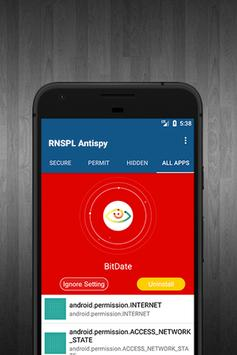 RNSPL Antispy screenshot 4